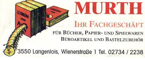 Buchhandlung Murth