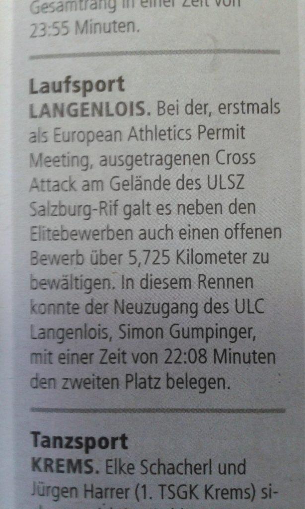 European APM CrossAttack Salzburg-Rif 11-2017